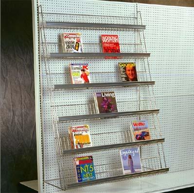 Book Calendar Magazine Display